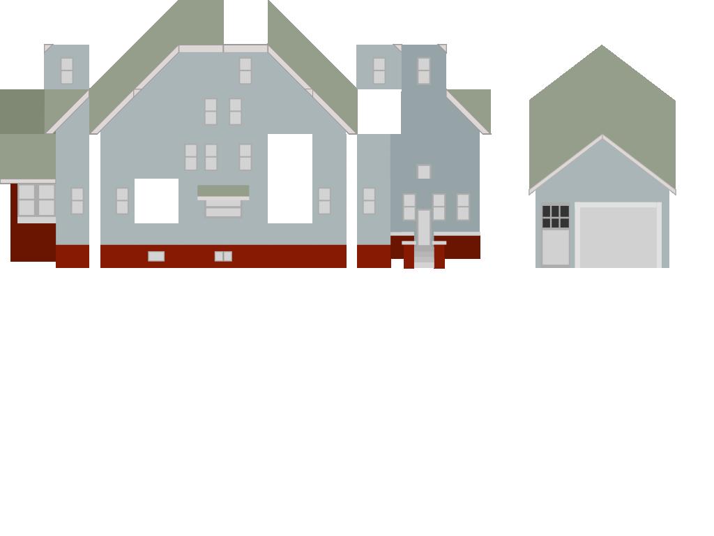 Craftsman House Tiles
