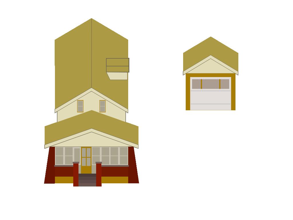 Craftsman - Isometric